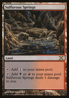 Sulfurous Springs